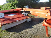 KUHN FC 303 YGL MOWER CONDITION