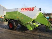 CLAAS QUADRANT 2200 SQ BALE