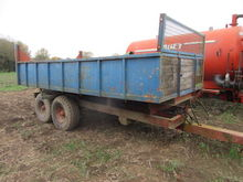 10TON TIPPING TRAILER