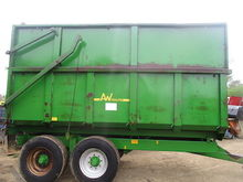 Used AW TRAILER 10 T