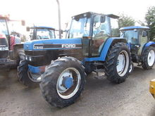 Used FORD 7840 SLE R