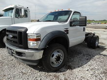 2008 FORD F-550  4X4