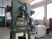 1993 Bruderer BSTA 50HL press