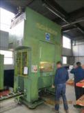Used Schuler 125 ton