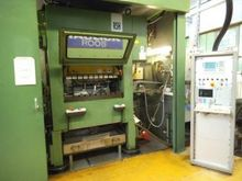 1997 Haulick RSH400 press