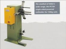Atkin motorized decoilers