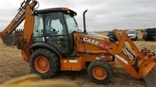 Used 2012 CASE 580N