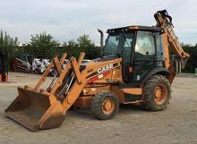 2011 CASE 580N
