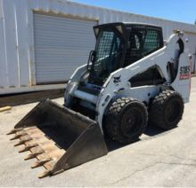 Used Bobcat Skid Steer Loaders for sale in Maryland, USA