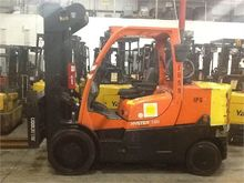 Used 2008 HYSTER SC1