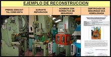 Eccentric Press Guillén 40T