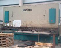 Plegadora plate with CNC Adira