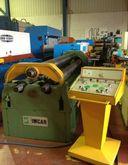 Hydraulic cylinder Imcar SIHR 1