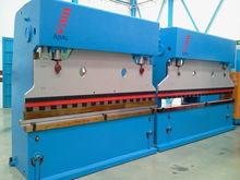 Hydraulic folding 3,000 Ajial×1