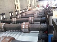Línea de fabricación de chapa m