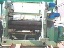 Rollers plate Bronx 2000×20/24m