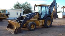 Used 2009 DEERE 710J