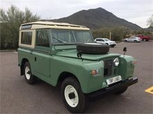 Used 1965 LAND ROVER