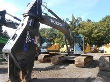 2003 Volvo EC290B Track excavat
