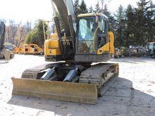 2014 Volvo ECR235DL Track excav