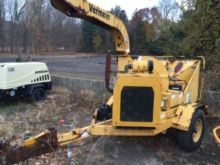 1988 Vermeer 1230A Wood chipper