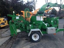 2007 Bandit 200XP Wood chipper