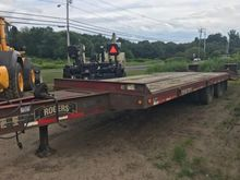 2002 Rogers TAG20 Trailer