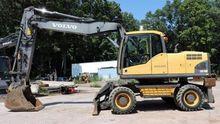 2008 Volvo EW180C Wheeled excav