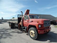 Used 1994 FORD F800