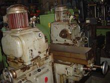 FRITZ WERNER 6344 Wood Machines