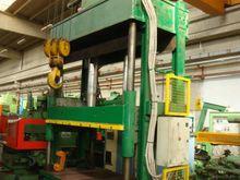 EMANUEL 8737 Hydraulical Presse