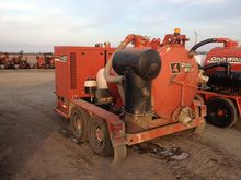 2011 Ditch Witch FX-60  500 gal