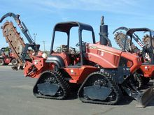 2010 Ditch Witch RT115 Quad