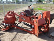 2010 Ditch Witch H752 Combo