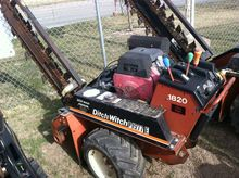 1997 Ditch Witch 1820