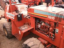 1997 Ditch Witch 7610