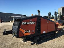 2014 Ditch Witch JT25