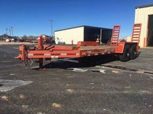 2010 Ditch Witch T18B Trailer