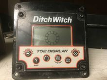 2008 Ditch Witch 752 Display