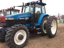 1989 New Holland Agriculture 88