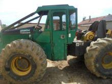 Used Timberjack 240 for sale  Timberjack equipment & more | Machinio