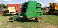 Used John Deere Balers for sale in Pennsylvania, USA | Machinio