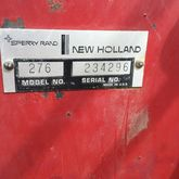 Used Holland 276 in