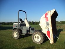 BARFORD SX6000 Site Dumper