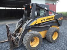 Used Holland L185 in