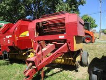 Used Holland 848 in