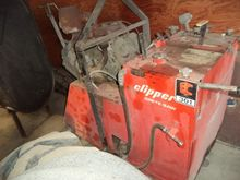 "Norton Clipper 36"" Concrete Saw"