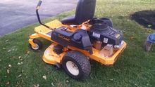 cub cadet time saver