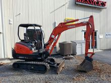 Used Kubota KX91 in