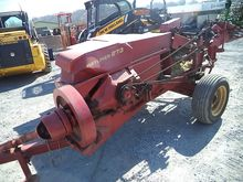 Holland pull type minibaler